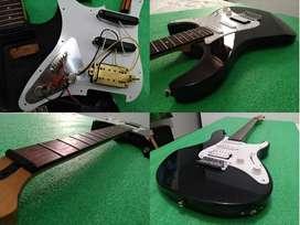 luthier mantenimiento calibración reparación guitarras bajos amplificadores efectos
