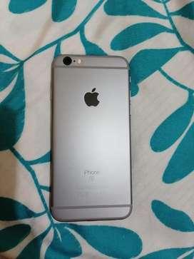Iphone 6s 64 gb, 100 % condicion de bateria, cambio por uno mejor y encimo!