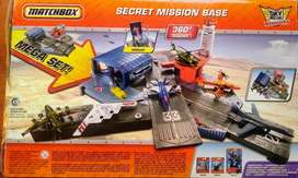 MATCHBOX SKY BUSTERS MISSIONS