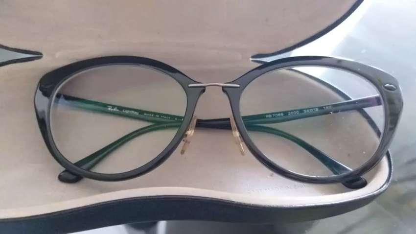 Gafas Ray-Ban 100% Originales, modelo gatubela incluye estuche también Original 0