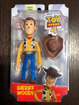 OFERTA WOODY Coleccion Toy Story 4 Shell Disney