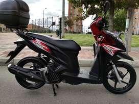 MOTO HONDA CLICK 125I COMO NUEVA!