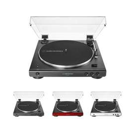 TOCADISCOS AT-LP60XBT BLUETOOTH AUDIOTECHNICA