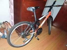 Bicicleta marco junior nueva