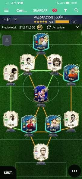 Monedas FIFA 20 Ultimate Team
