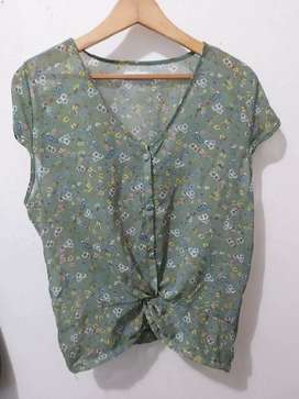 Blusas de mujer talla M/L