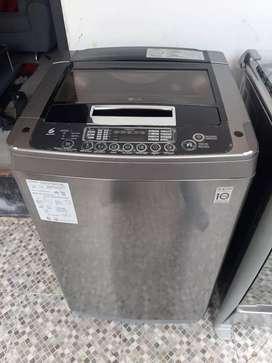 Lavadora lg inverter ahorradora energía