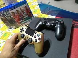 VENDO PS4 1TB IMPECABLE