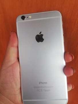 Iphone 6 plus 64 gb completo en caja