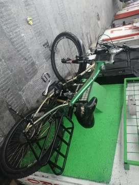 Vendo moto bicicleta