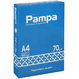 RESMA A4 PAMPA 70 G