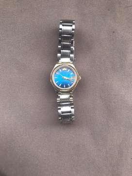 Reloj orient original automatico de  pulso