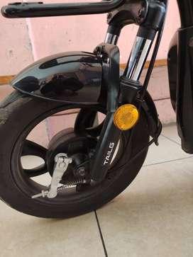 Moto electrica / bicimoto electrica e-bike