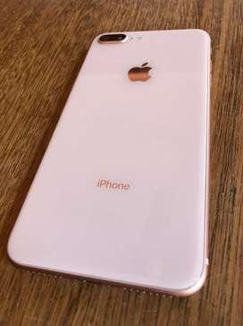 vendo iphone 8 plus rosa