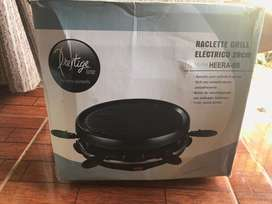 Raclette Grill Electrico