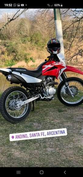 Moto honda xr150