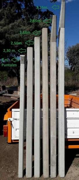 Postes de hormigon Ag Perimetrales