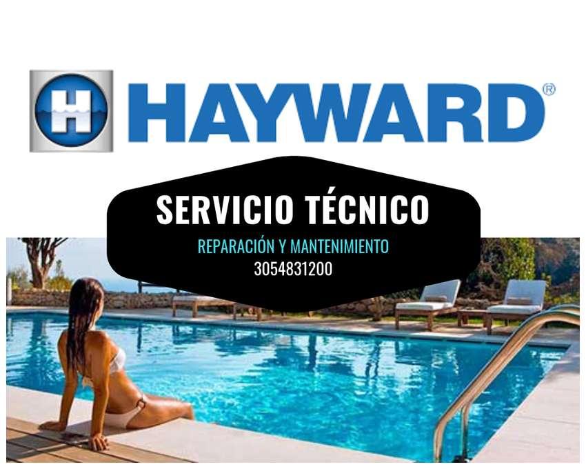 HAYWARD Reparación y mantenimiento a Calentadores de Piscina TEL: 3054832900 0