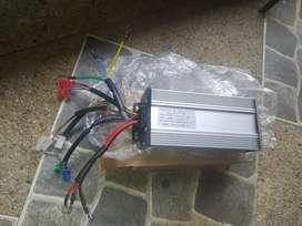 Controlador sin escobillas multi voltaje 1000w48v a 64v