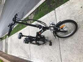 Bicicleta Electrica: Único Dueño con Tarjeta de Propiedad.