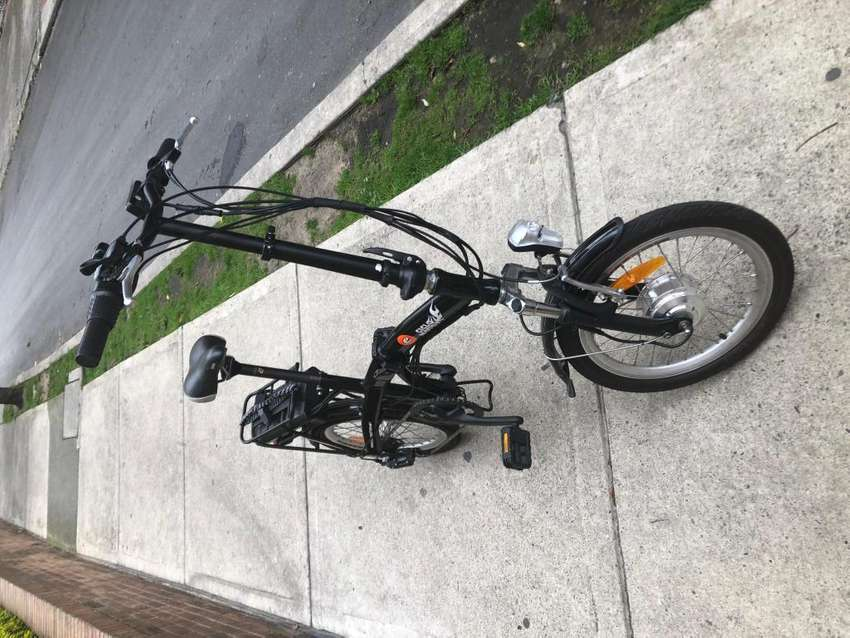 Bicicleta Electrica: Único Dueño con Tarjeta de Propiedad. 0