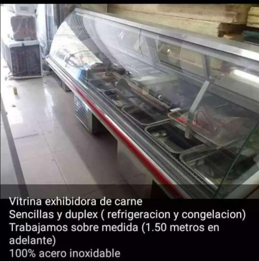 Vitrinas Carniceras Nuevas, de Segunda 0