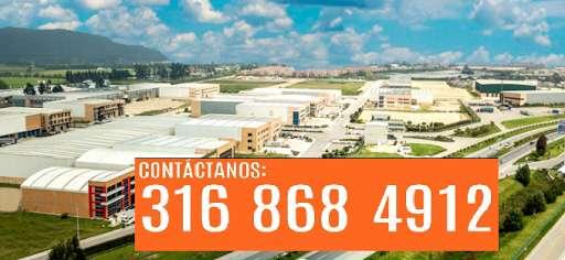 ARRIENDO DE BODEGAS EN AGRUPACION PARQUE INDUSTRIAL ZONA FRANCA DE OCCIDE MOSQUERA  MOSQUERA 724-622 0