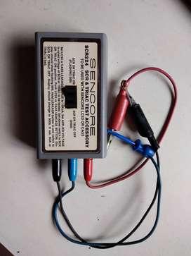 Sencore SCR224 Triac Test Accessory E1