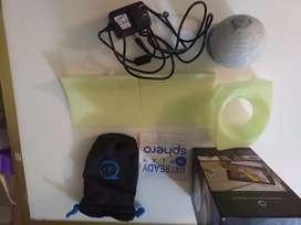 Sphero 2.0 grande, con obstáculos, cargador, bolsa otros