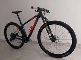 Trek procaliber 9.7 recibo bici de menor valor