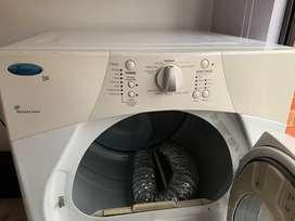 Secadora whirpool resurce saver