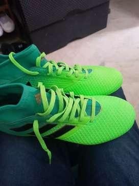 Zapatos deportivos pupos verdes