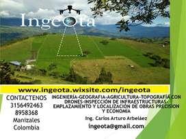 DRONES PARA INGENIERIA