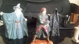 Figuras de colección el señor de los anillos