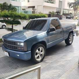 Chevrolet Silverado 1996 Automatica