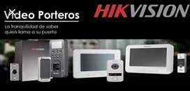 Video Porteros Hikvision