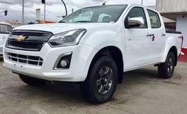 Chevrolet d-max 4x4 2.5 a diesel año 2020 nueva con 500 km.