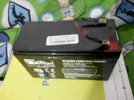 Bateria 12 Am 9 Voltios