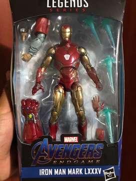 Iron man marvel legends