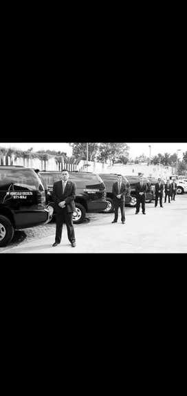 Ofrezco mi servicio de servidor Ecolta  Soy guardia de seguridad  brindó protección a seguridad máxima