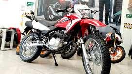 tu moto XR150L HONDA 0KM 2022 DESDE $100.000 DE INIICAL no es XTR XTZ TT xpulse200 dr ycf akt mrx es enduro todo terreno