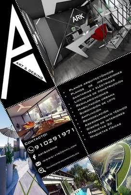 Arquitectura diseño de interiores