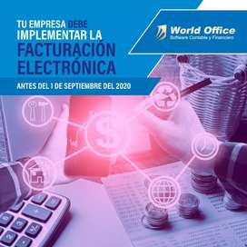Activación Facturación Electronica - World office