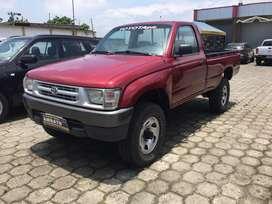 Toyota Hilux 2002 4x4 Gasolina CS Full Facilidades de pago