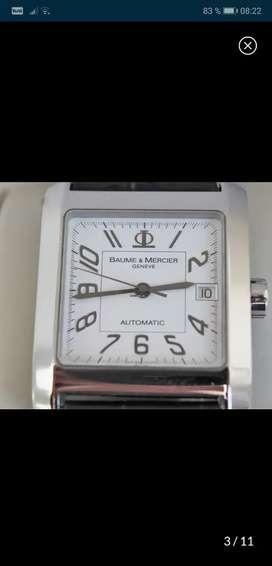 Reloj Baume & Mercier Hampton Square