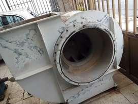 Turbinas  a precion y estractoras de aire