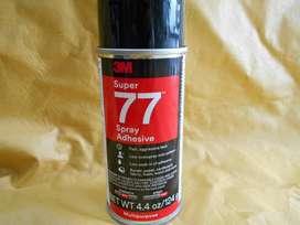 3M adhesivo SUPER 77 en aerosol x 124 grs spray