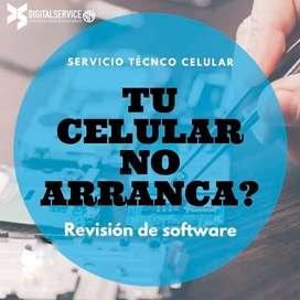 Servicio Técnico Especializado para todas las marcas y referencias de Celulares