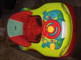 Caminador mesedora silla para auto
