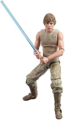 Figura coleccionable de Star Wars The Black Series Luke Skywalker (Dagobah)